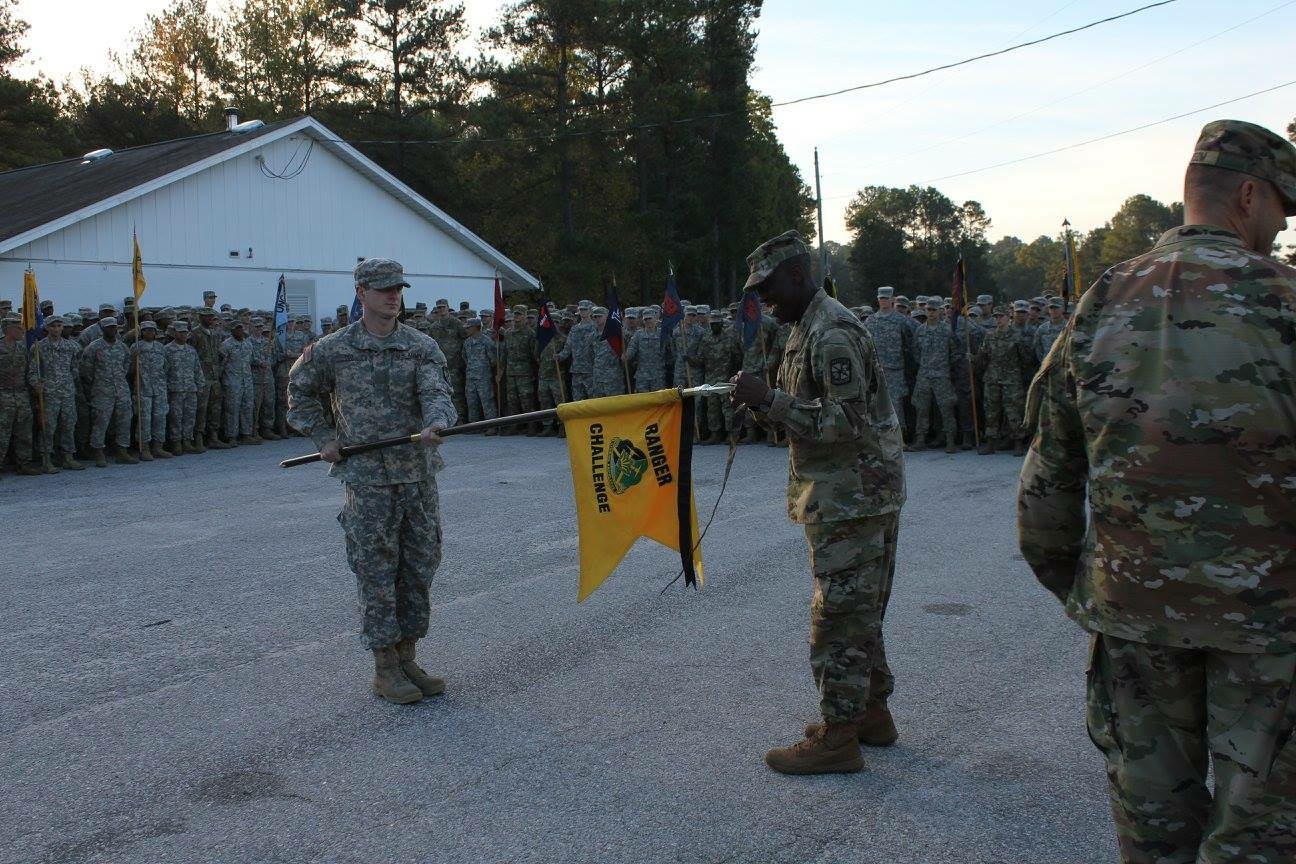 Physical Training (PT) | UNC Charlotte Army ROTC | UNC Charlotte